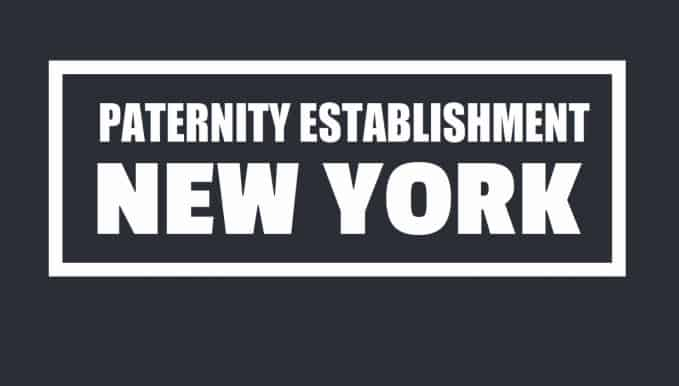 new york paternity