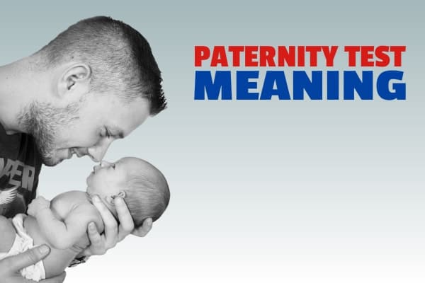 paternity test definition