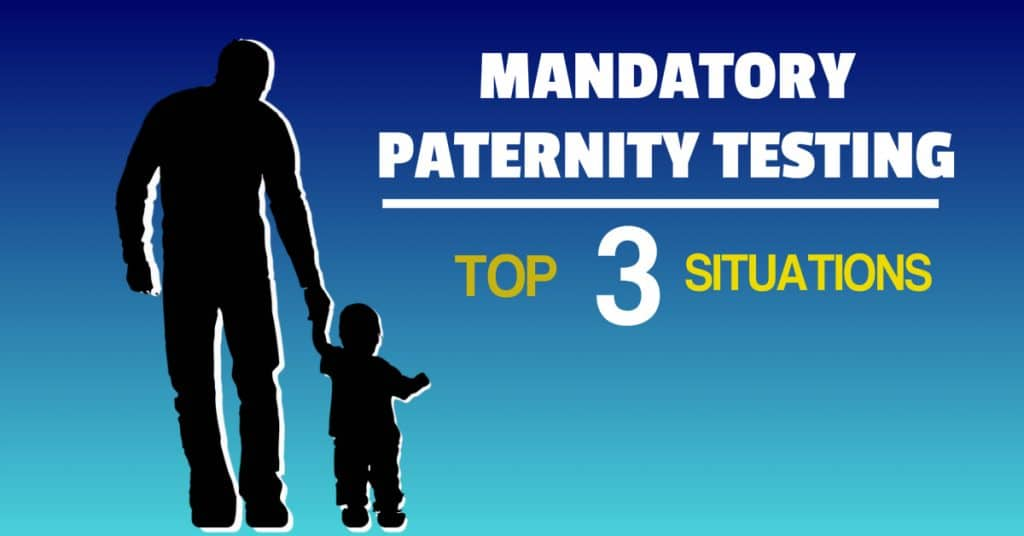 Mandatory Paternity Testing